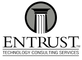 Entrust Technology Consulting Services Logo